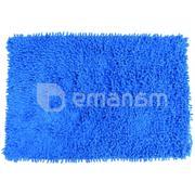დასაფენი აბაზანის MSV 140510 60x40 სმ ლურჯი
