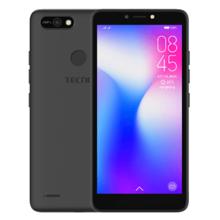 Tecno POP 2F (B1F) 1/16GB Dual Sim Midnight Black მობილური ტელეფონი