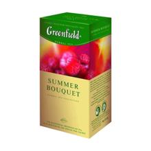 Greenfield ჩაი Summer Bouquet 50 გრ