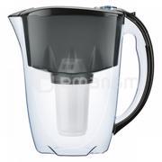 წყლის ფილტრი-დოქი Aquaphor Prestige შავი