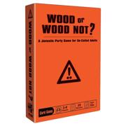 Wood Or Wood Not  სამაგიდო თამაში