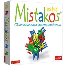 TREFL სამაგიდო თამაში Mistakos extra