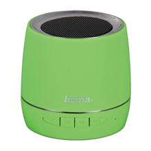 Hama Mobile Bluetooth Speaker Green პორტატული დინამიკი