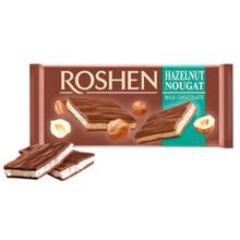 Roshen რძიანი შოკოლადის ფილა 90 გრ