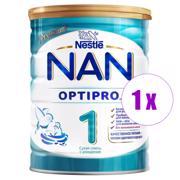 1 ქილა ადაპტირებული რძე Nestle Nan 1 (დაბადებიდან) 800გრ