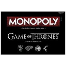 Pinocchio Monopoly: Game of Thrones სამაგიდო თამაში