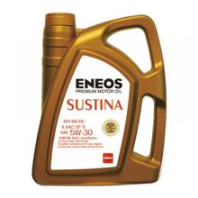 Eneos ძრავის ზეთი 5W30 SUSTINA 4ლ