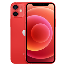Apple iPhone 12 mini 128GB RED მობილური ტელეფონი