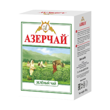 AzerCay მწვანე ჩაი 100 გრ