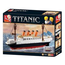 Sluban Titanic - პატარა ტიტანიკი
