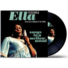 Bertus Fitzgerald, Ella-Songs In A Mellow Mood..  ფირფიტა