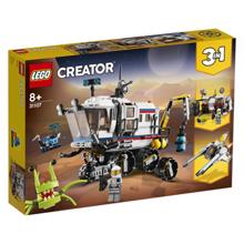 Lego Creator Space Rover Explorer კოსმოსური ხომალდი