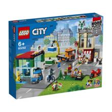 Lego City - Town Center კონსტრუქტორი
