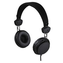 Hama  Joy Stereo Headphones Black ყურსასმენი
