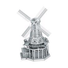 Tortuga Games კონსტრუქტორი Windmill 3D