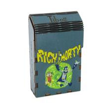 ხის ყუთი Rick and morty | Batman