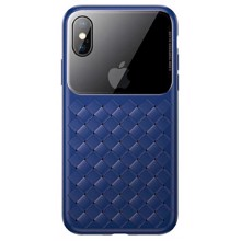 Baseus WIAPIPH65-BL03 for iphone XS Blue ქეისი