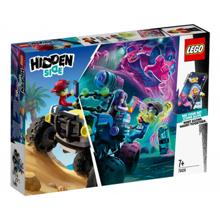 lego Hidden Side - დამალული ადგილი ჯეკის სანაპიროზე