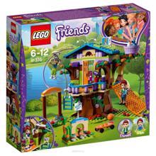 lego FRIENDS მიას სახლი ხეზე