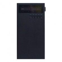 REMAX RPP-102 2000 mAh Black პორტატული დამტენი