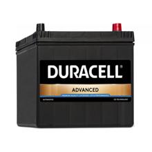 Duracell აკუმულატორი Advanced DA60 60 A/h JIS