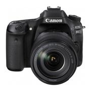 Canon ფოტოაპარატი Canon EOS 80D 18-135  IS KIT