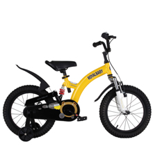 "Royalbaby Flying bear Yellow ველოსიპედი 18"""