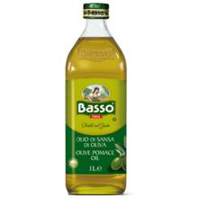 "Basso - ზეითუნის ზეთი ""პომასი"" 1000 მლ"