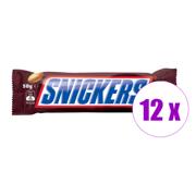 1 შეკვრა შოკოლადის ბატონი SNICKERS 50.5გრ 12ც