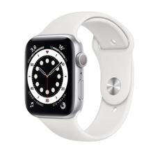 Apple Watch S6 44mm Silver 2020 სმარტ საათი