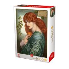 პაზლი 1000 ნაწილიანი Dante Gabriel Rossetti