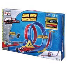 Maisto FM Dual Race Challenge  სათამაშო ნაკრები ტრასა