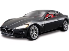 Bburago სათამაშო მანქანა 1/24 Collezione Maserati Granturismo