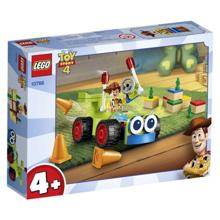 Lego Toy Story სათამაშოების ისტორია