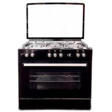 Oz OBig90X60B5E Oven-Electric Black  გაზქურა