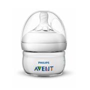 Avent Philips AVENT SCF039/17 Natural სერიის  პოლიპროპილენის ბოთლი, 0 თვე, 60მლ