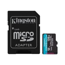 KINGSTON SDCG3/128GB მეხსიერების ბარათი