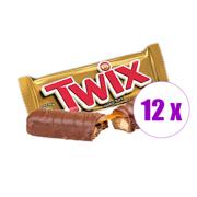 1 შეკვრა შოკოლადის ბატონი Twix 55გრ 12ც