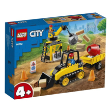 Lego City - ბულდოზერი