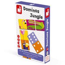 Janod Domino Jungle სამაგიდო თამაში საბავშვო დომინო