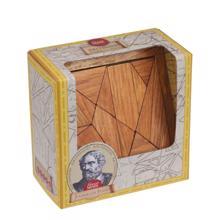 PROFESSOR PUZZLE ფაზლი თავსატეხი Great Minds Archimedes Tangram Puzzle
