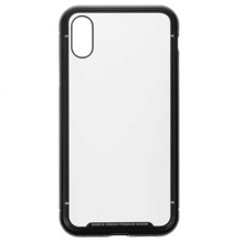 Baseus WIAPIPH58-CS01 for iphone XS Black ქეისი