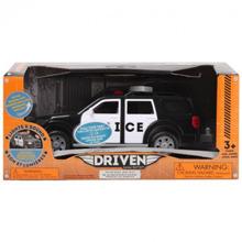 Driven სათამაშო პოლიციის მანქანა