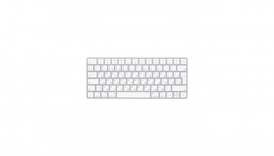 კლავიატურა Apple Magic Keyboard Russian (MLA22RU/A)