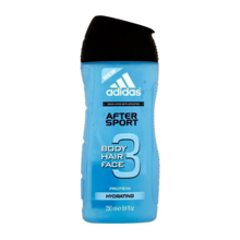 Adidas შხაპის გელი AFTERSPORT 250მლ-კაცი