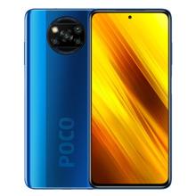 Xiaomi Poco X3 6/128GB Cobalt Blue მობილური ტელეფონი