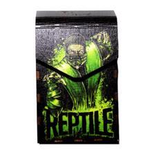 Tibox • ტიბოქს ხის ყუთი Mortal combat | reptile