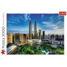 TREFL ფაზლი Petronas Twin Towers