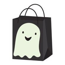 MyDay ქაღალდის ჩანთა მოჩვენებით