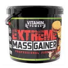Vitamin Power გეინერი Extreme Mass Gainer- 8კგ- შოკოლადი